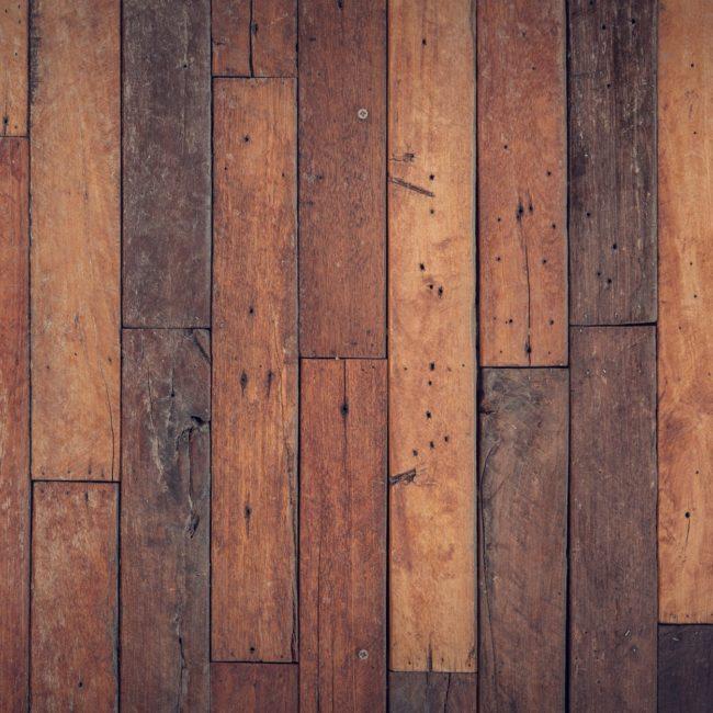 Designboden, Holzboden, Vorlegearbeiten